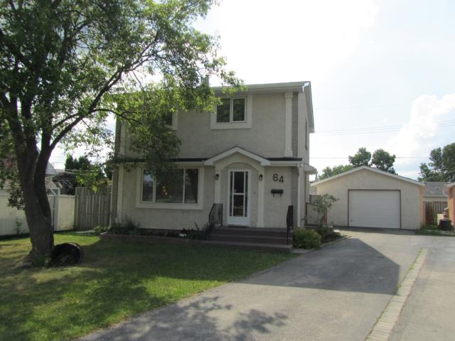 Main Photo: 64 Leicester Square in WINNIPEG: St James Residential for sale (West Winnipeg)  : MLS®# 1114765