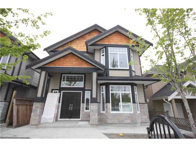 Main Photo: 8171 NO 1 Road in Richmond: Seafair House for sale : MLS®# V909507