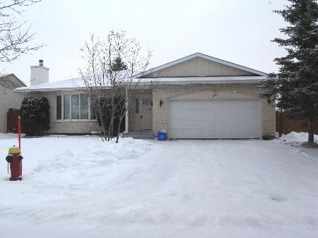 Photo 1: Photos: 35 JEFFREY CR in WINNIPEG: Residential for sale (Valley Gardens)  : MLS® # 2919970