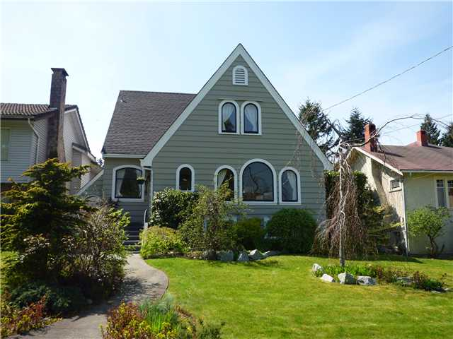 Main Photo: 818 FIFTH Street in New Westminster: GlenBrooke North House for sale : MLS® # V1003886