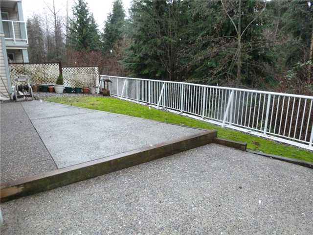 Photo 5: # 112 1132 DUFFERIN ST in Coquitlam: Eagle Ridge CQ Condo for sale : MLS® # V998254