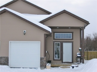 Main Photo: 8133 98TH Avenue in Fort St. John: Fort St. John - City SE House 1/2 Duplex for sale (Fort St. John (Zone 60))  : MLS®# N232154