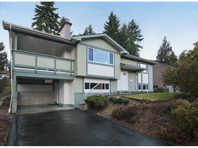 Main Photo: 2730 PILOT Drive in Coquitlam: Ranch Park House for sale : MLS(r) # V1047990