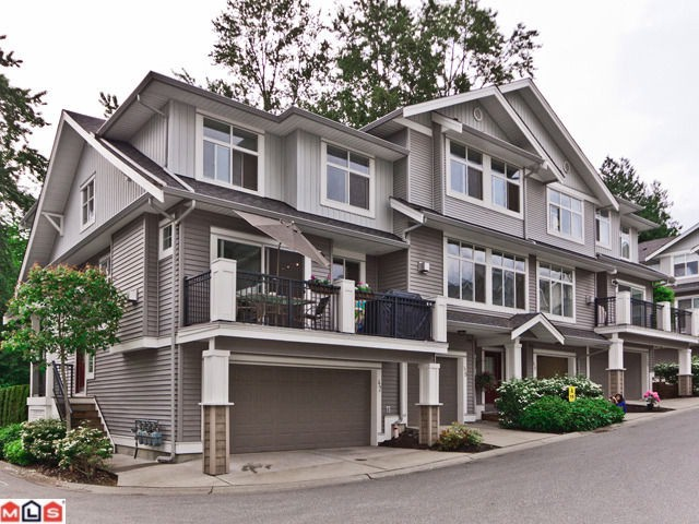 "Main Photo: 47 20449  66TH AV in Langley: Willoughby Heights Townhouse for sale in ""Nature's Landing"" : MLS® # F1214170"