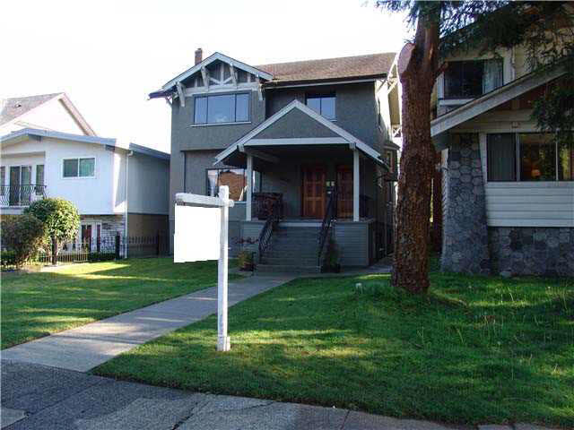 Main Photo: 3430 W 3RD Avenue in Vancouver: Kitsilano House for sale (Vancouver West)  : MLS(r) # V1120031