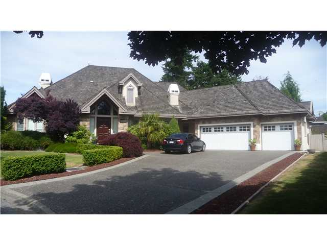 "Main Photo: 13327 23RD Avenue in Surrey: Elgin Chantrell House for sale in ""Chantrell Park"" (South Surrey White Rock)  : MLS® # F1445606"