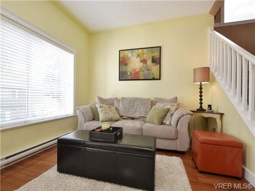 Photo 3: 5 6961 East Saanich Road in SAANICHTON: CS Tanner Townhouse for sale (Central Saanich)  : MLS(r) # 356395