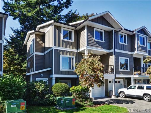 Main Photo: 5 6961 East Saanich Road in SAANICHTON: CS Tanner Townhouse for sale (Central Saanich)  : MLS(r) # 356395
