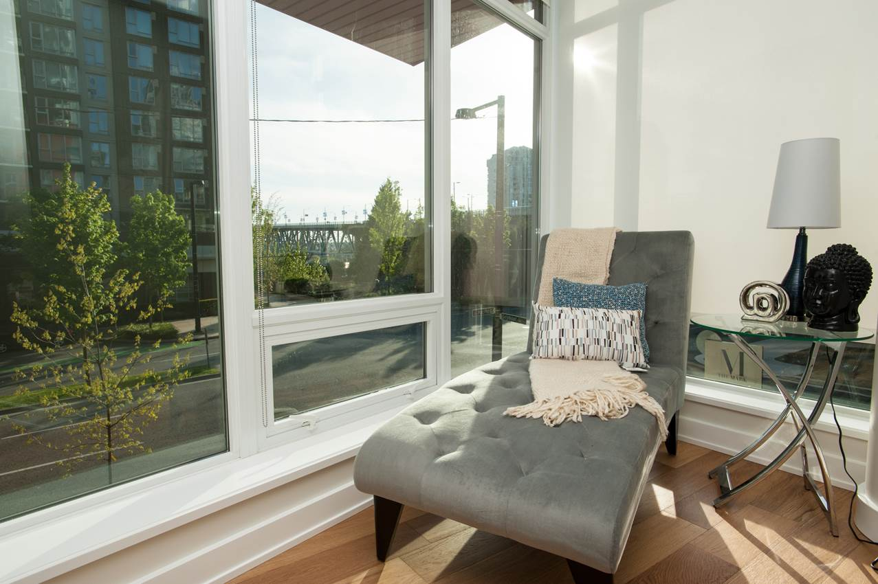 "Photo 10: 1394 SEYMOUR Street in Vancouver: Downtown VW Townhouse for sale in ""THE MARK"" (Vancouver West)  : MLS® # R2009599"