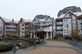 "Main Photo: 207B 1210 QUAYSIDE Drive in New Westminster: Quay Condo for sale in ""TIFFANY SHORES"" : MLS(r) # R2015784"