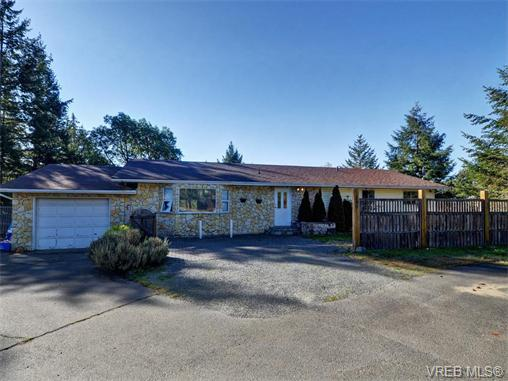 Main Photo: 399 Heather Ann Place in VICTORIA: La Thetis Heights Single Family Detached for sale (Langford)  : MLS® # 370487