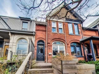 Main Photo: 28 Afton Avenue in Toronto: Little Portugal House (2-Storey) for sale (Toronto C01)  : MLS® # C3691564