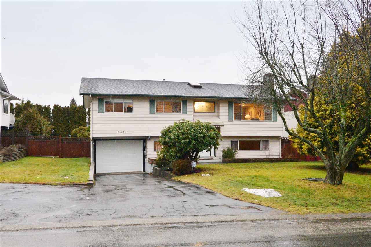 Main Photo: 15639 18A Avenue in Surrey: King George Corridor House for sale (South Surrey White Rock)  : MLS®# R2138392