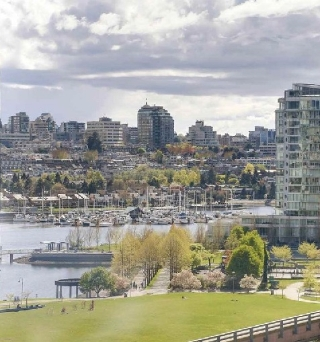 "Main Photo: 1005 212 DAVIE Street in Vancouver: Yaletown Condo for sale in ""PARKVIEW GARDENS"" (Vancouver West)  : MLS(r) # R2160444"