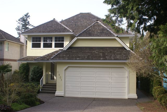 Main Photo: 1401 128A Street in South Surrey: Home for sale : MLS(r) # F2809077