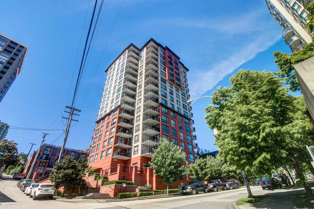 Main Photo: 1002 833 AGNES Street in New Westminster: Downtown NW Condo for sale : MLS®# R2174520