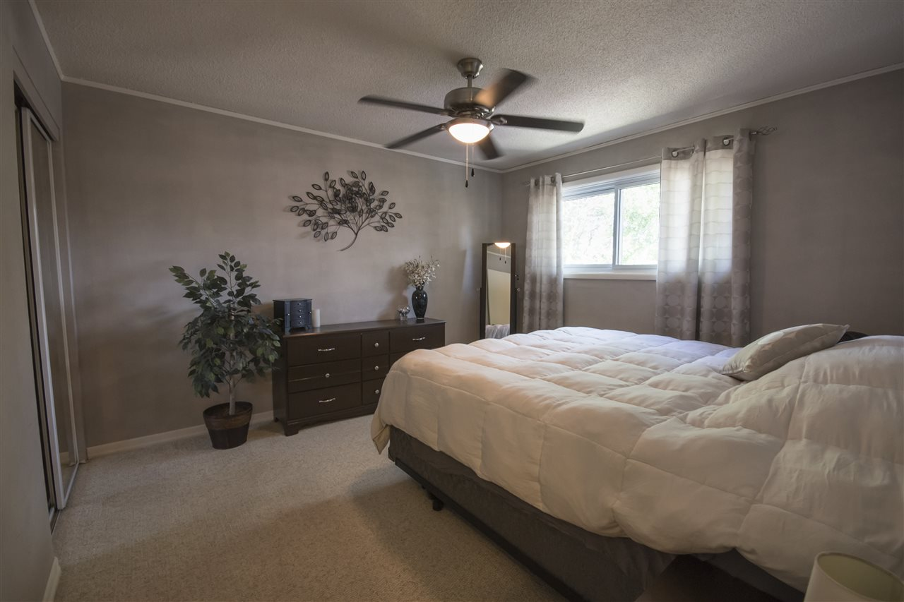Spacious master bedroom with plenty of closet space and natural light!