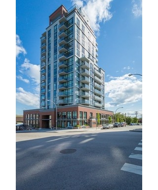Main Photo: 405 258 Sixth Street in New Westminster: Uptown NW Condo for sale : MLS® # R2186630