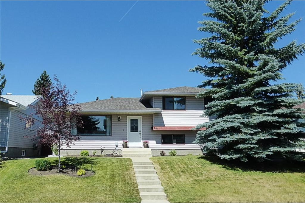 Main Photo: 167 WOODSIDE Circle SW in Calgary: Woodlands House for sale : MLS® # C4130402