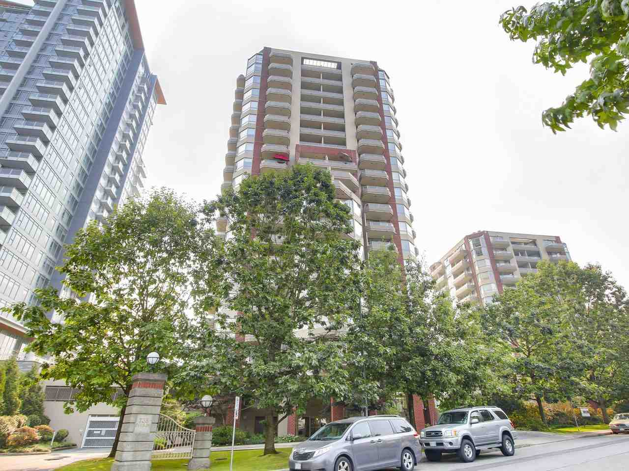 "Main Photo: 603 738 FARROW Street in Coquitlam: Coquitlam West Condo for sale in ""THE VICTORIA"" : MLS® # R2196108"