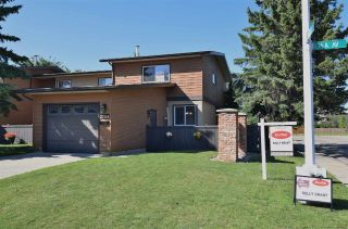 Main Photo: 2704 136A Avenue in Edmonton: Zone 35 Townhouse for sale : MLS® # E4077462