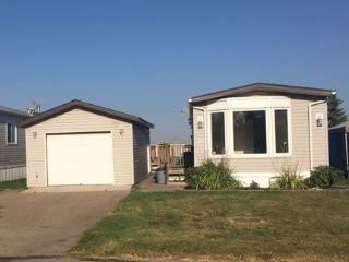 Main Photo: 30 Maple Terrace in Edmonton: Zone 42 Mobile for sale : MLS® # E4080959