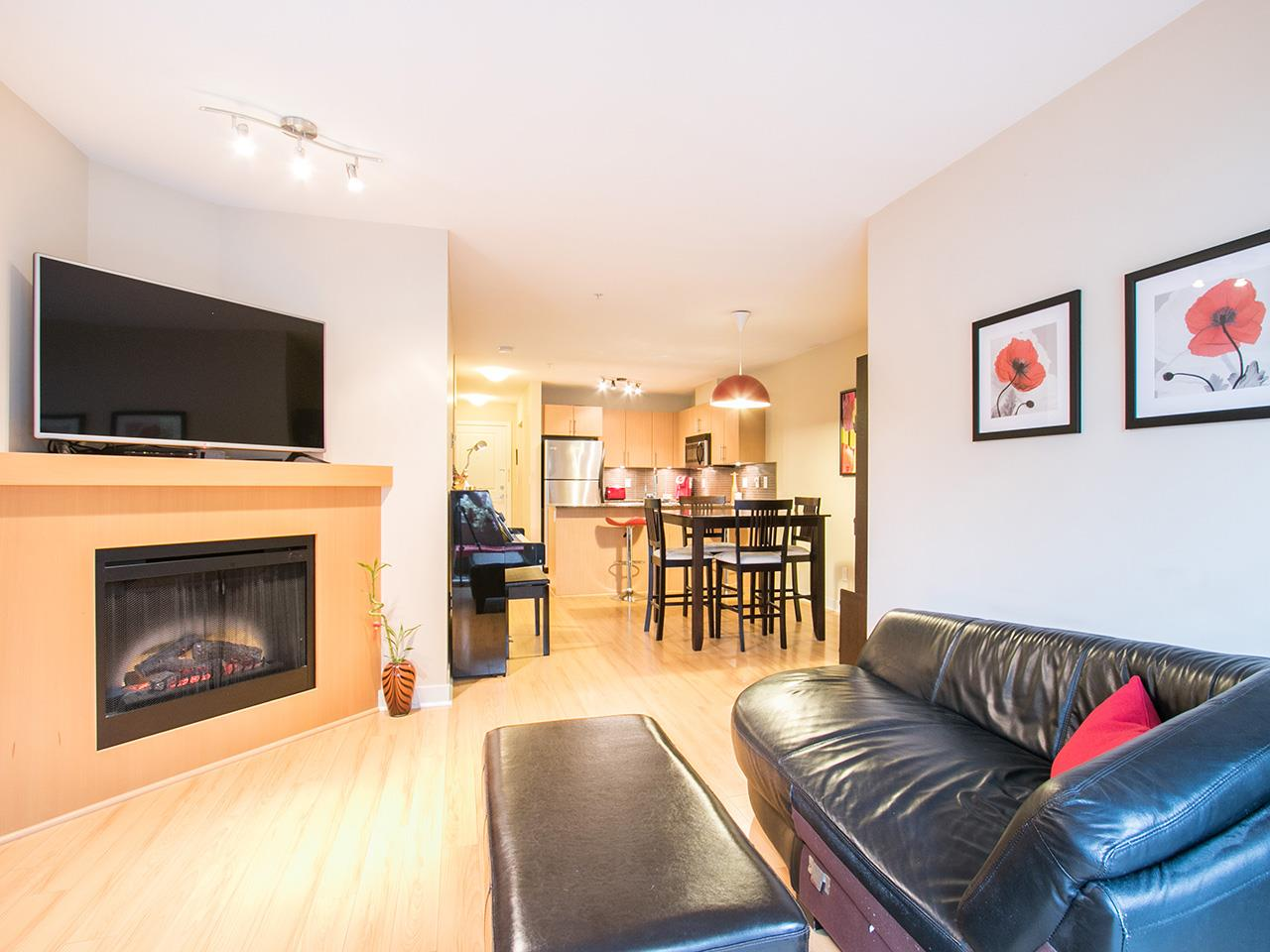 "Main Photo: E102 8929 202 Street in Langley: Walnut Grove Condo for sale in ""THE GROVE"" : MLS® # R2204614"