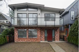 Main Photo: 2152 PARKER Street in Vancouver: Grandview VE House for sale (Vancouver East)  : MLS® # R2236548