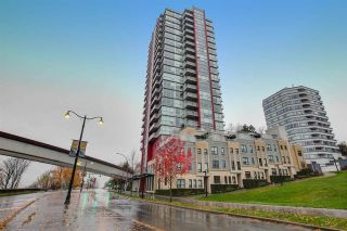 "Main Photo: 2005 125 COLUMBIA Street in New Westminster: Downtown NW Condo for sale in ""NORTHBANK"" : MLS® # R2242128"