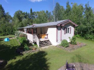 Main Photo: 453071 Hwy 771: Rural Wetaskiwin County Manufactured Home for sale : MLS®# E4101064