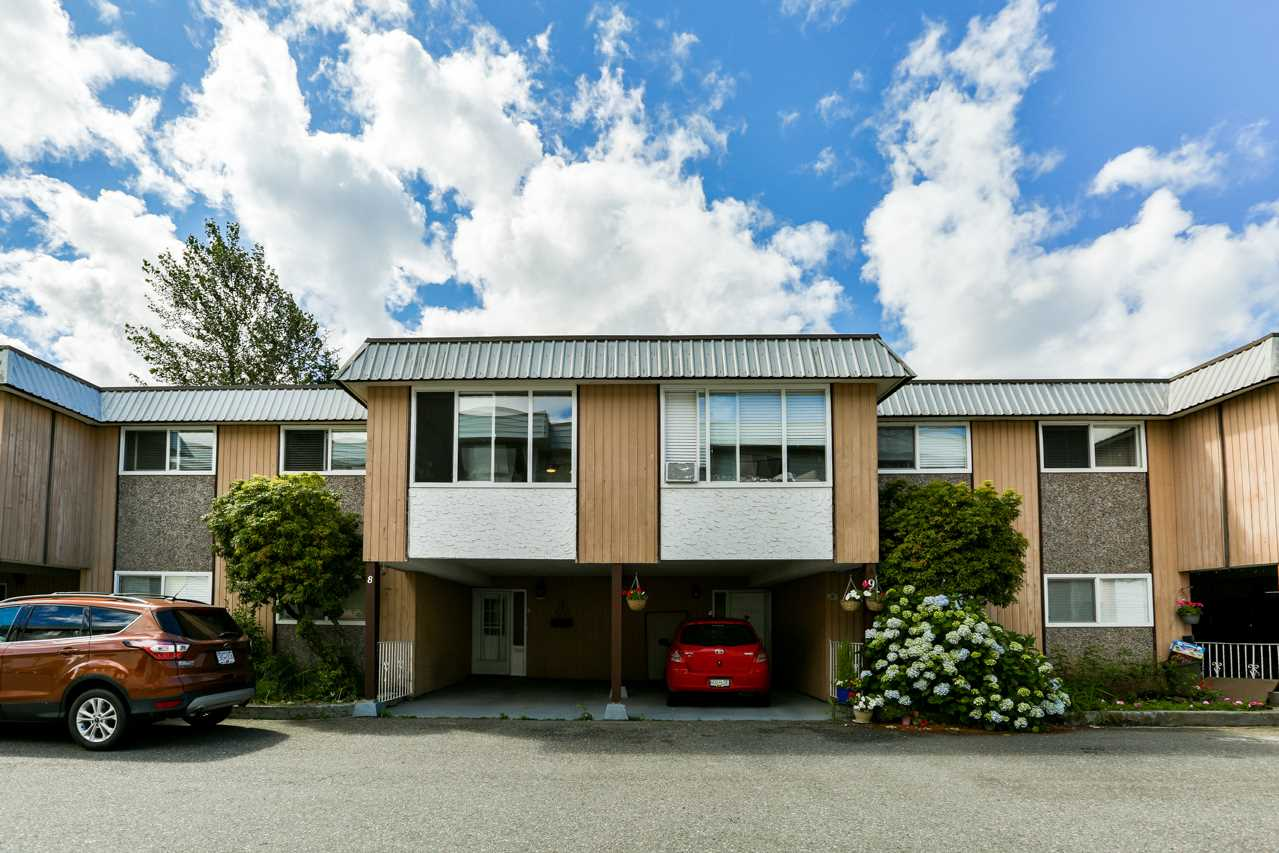 Main Photo: 8 2241 MCCALLUM Road in Abbotsford: Central Abbotsford Townhouse for sale : MLS®# R2282881