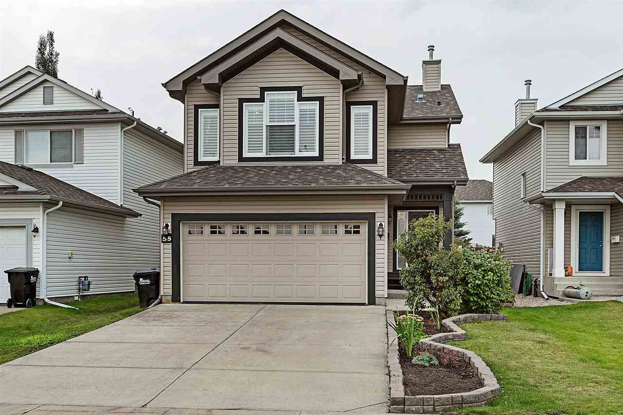 Main Photo: 55 CHESTERMERE Road: Sherwood Park House for sale : MLS®# E4128692