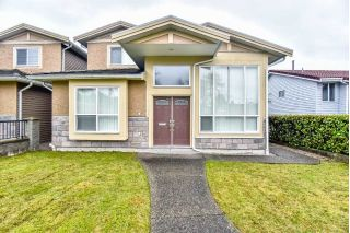 Main Photo: 4652 DARWIN Avenue in Burnaby: Burnaby Hospital House 1/2 Duplex for sale (Burnaby South)  : MLS®# R2310175
