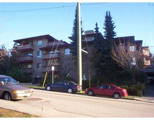 "Main Photo: 203 109 10TH ST in New Westminster: Uptown NW Condo for sale in ""LANDGRO MANOR"" : MLS® # V575747"