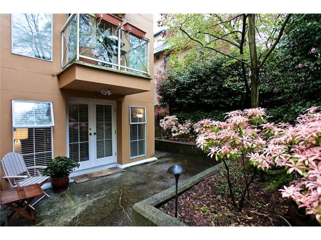"Photo 10: 106 1023 WOLFE Avenue in Vancouver: Shaughnessy Condo for sale in ""SITCO MANOR"" (Vancouver West)  : MLS® # V887918"