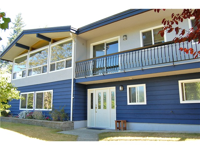 Main Photo: 973 KINSAC in COQUITLAM: Coquitlam West House for sale (Coquitlam)  : MLS® # v971924