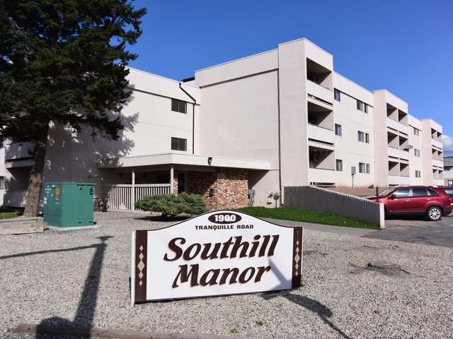 Main Photo: Map location: 16 1900 TRANQUILLE ROAD in : Brocklehurst Apartment Unit for sale (Kamloops)  : MLS®# 127823