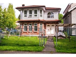 Main Photo: 2203 E 6TH Avenue in Vancouver: Grandview VE House for sale (Vancouver East)  : MLS(r) # V1119107