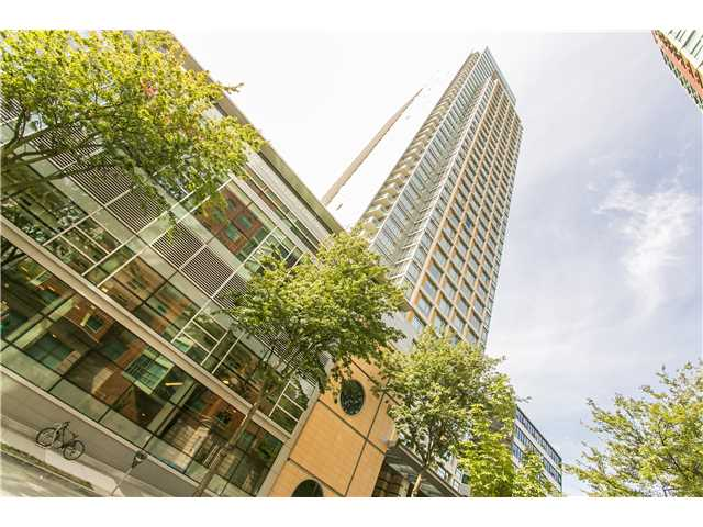 "Main Photo: 1406 1028 BARCLAY Street in Vancouver: West End VW Condo for sale in ""PATINA"" (Vancouver West)  : MLS®# V1140944"