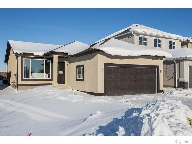 Main Photo: 152 Wainwright Crescent in WINNIPEG: St Vital Residential for sale (South East Winnipeg)  : MLS® # 1531945