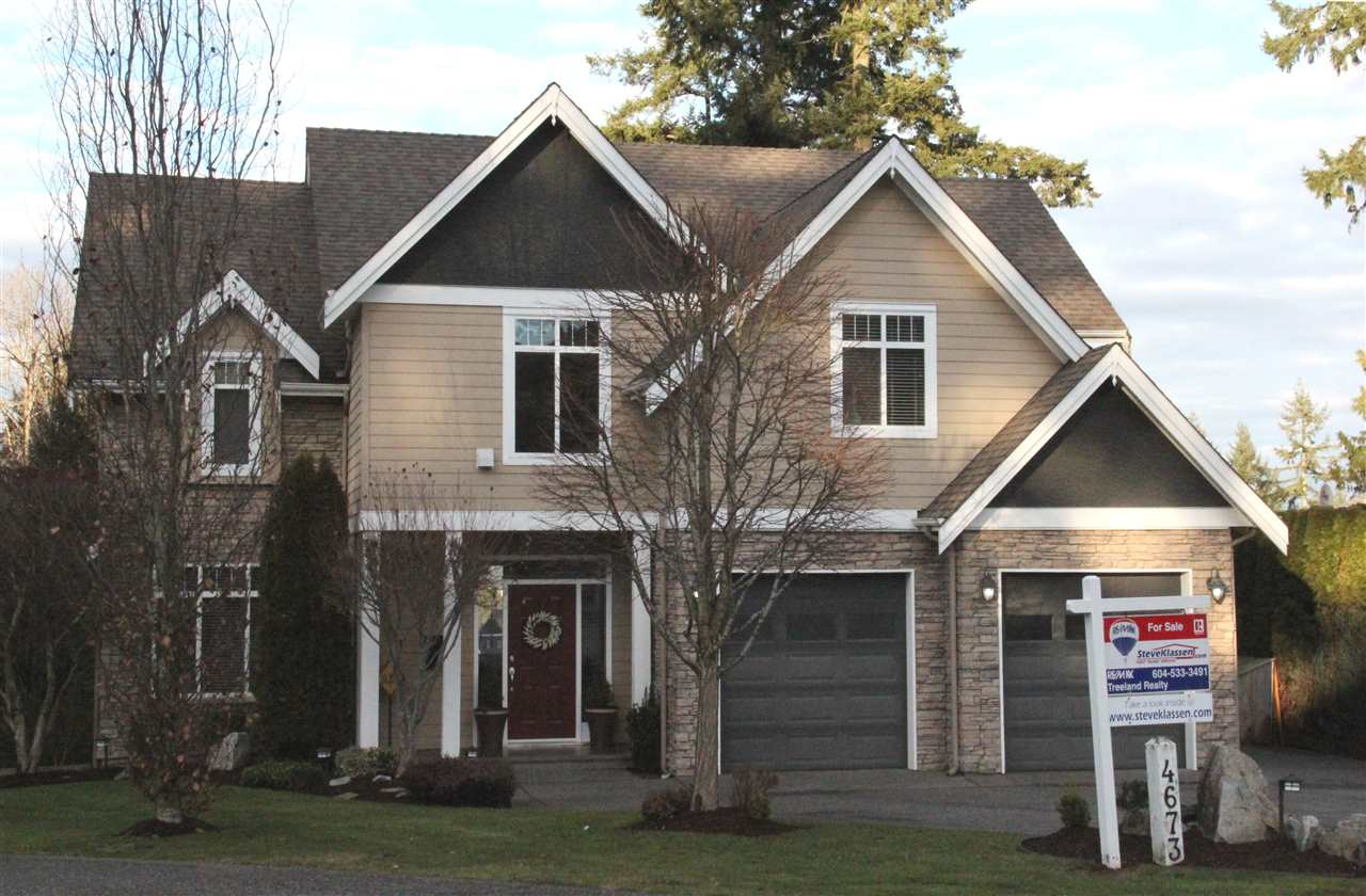 "Main Photo: 4673 204A Street in Langley: Langley City House for sale in ""Mossey Estates"" : MLS® # R2022595"