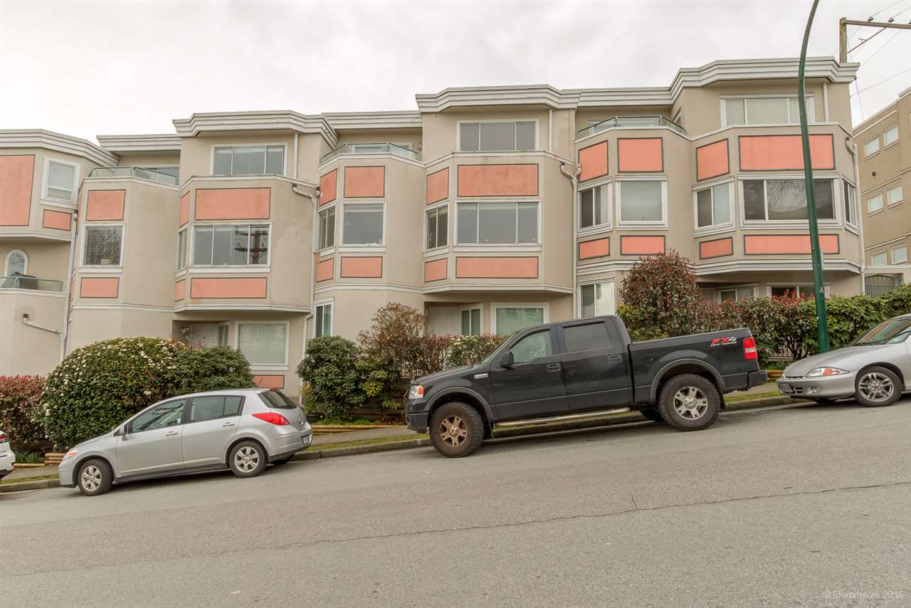 "Main Photo: 11 1182 W 7TH Avenue in Vancouver: Fairview VW Condo for sale in ""SAN FRANCISCAN"" (Vancouver West)  : MLS® # R2042904"