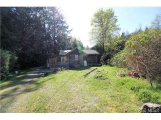 Main Photo: 2622 Sunnybrae Road in SHIRLEY: Sk Sheringham Pnt Single Family Detached for sale (Sooke)  : MLS®# 364507