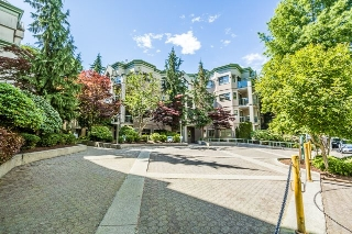 "Main Photo: 313 2615 JANE Street in Port Coquitlam: Central Pt Coquitlam Condo for sale in ""BURLEIGH GREEN"" : MLS® # R2067193"