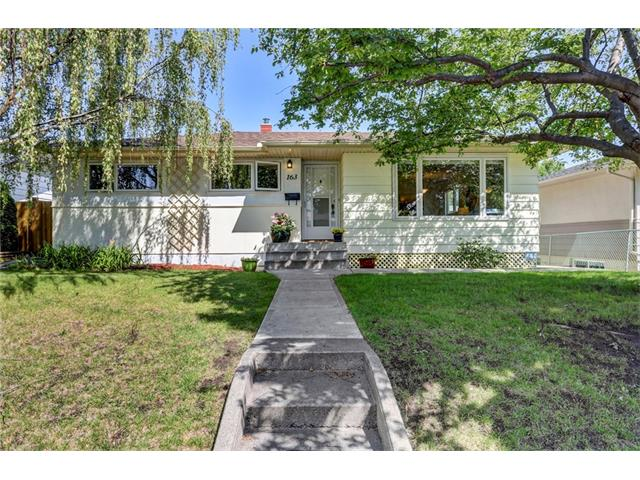 Main Photo: 163 FYFFE Road SE in Calgary: Fairview House for sale : MLS® # C4071113
