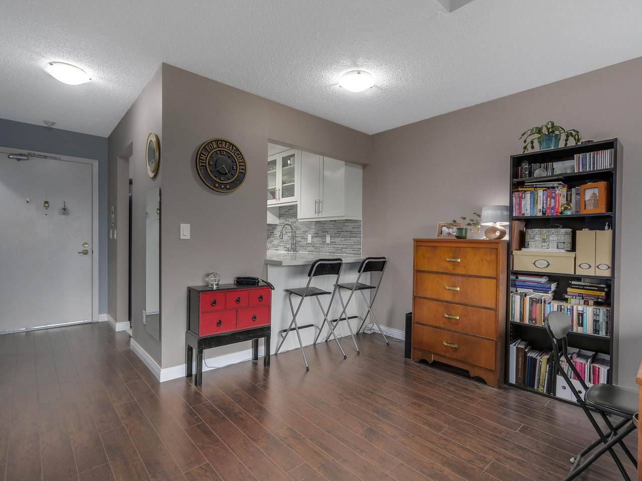 "Photo 7: 309 2277 MCGILL Street in Vancouver: Hastings Condo for sale in ""LANDMARK TERRACE"" (Vancouver East)  : MLS® # R2121077"