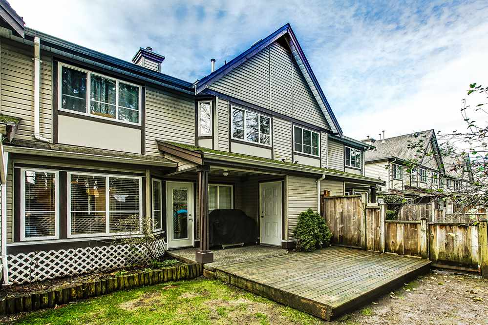 "Photo 18: 3 21801 DEWDNEY TRUNK Road in Maple Ridge: West Central Townhouse for sale in ""SHERWOOD PARK"" : MLS(r) # R2124804"