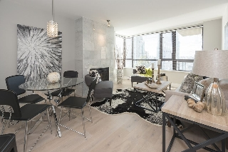 "Main Photo: 602 1003 PACIFIC Street in Vancouver: West End VW Condo for sale in ""Seastar"" (Vancouver West)  : MLS® # R2126168"