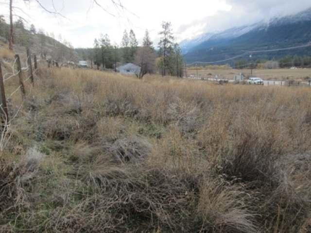 Main Photo: 110 HIGHWAY 12 in : Lillooet Land Only for sale (South West)  : MLS®# 138564