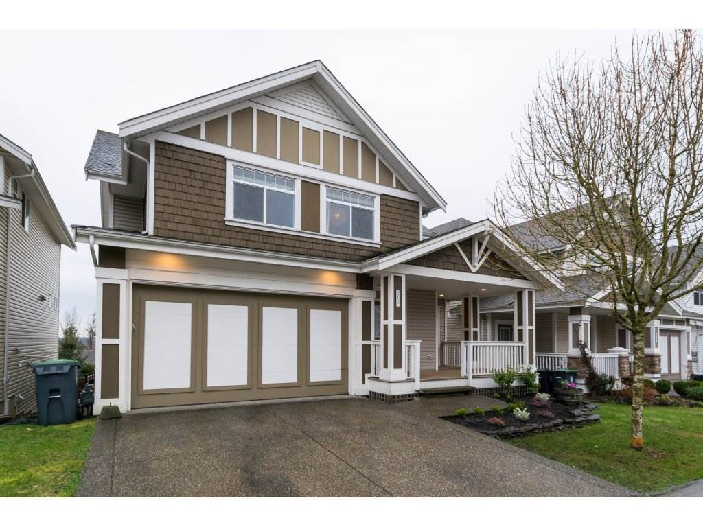 "Main Photo: 20154 68A Avenue in Langley: Willoughby Heights House for sale in ""Woodridge by Morningstar"" : MLS®# R2148101"